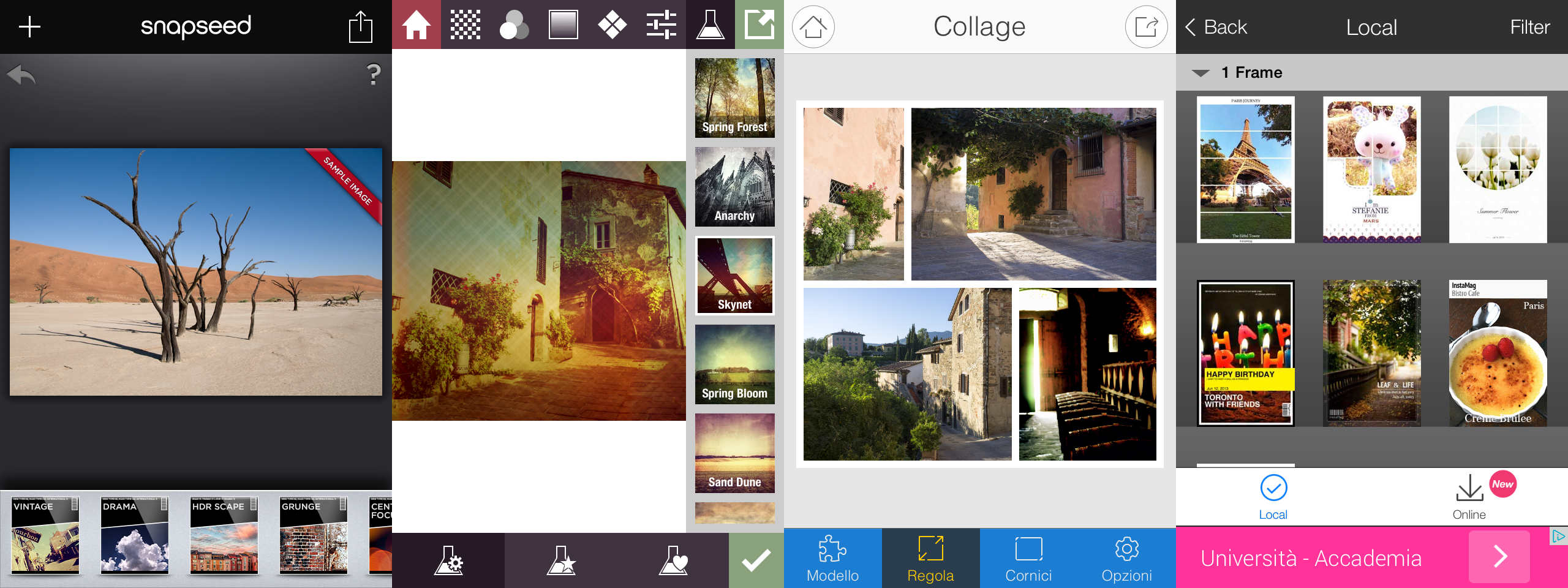 app per editor fotografico