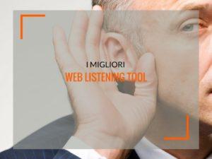 web listening tool