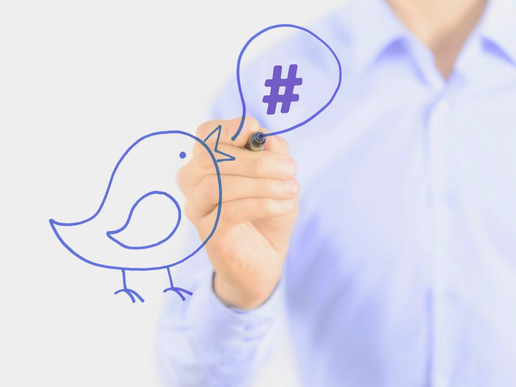 Hashtag, Twitter ci spiega quando NON usarli