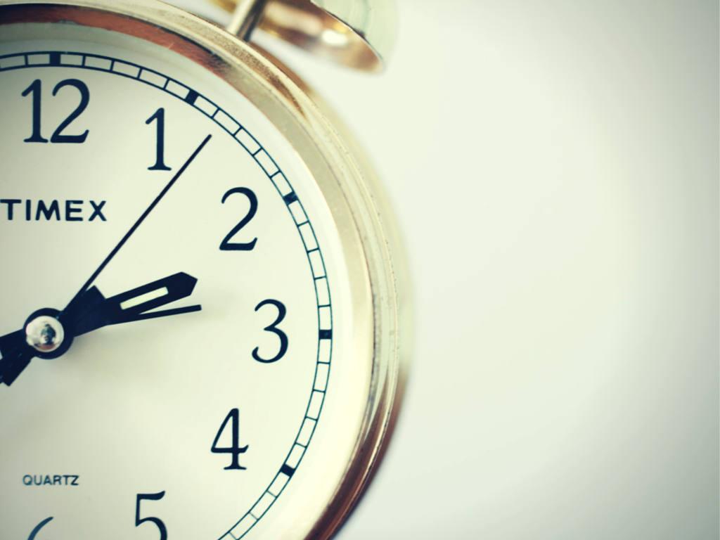 La quarta dimensione dei social: il tempo