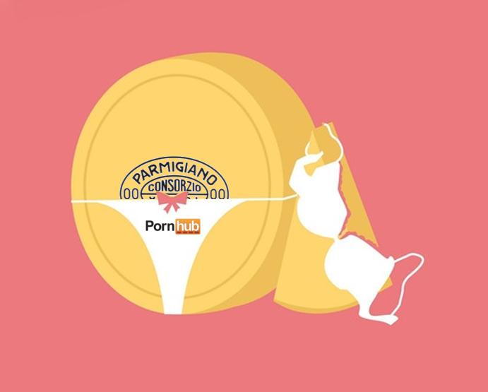 Visibilità VS reputazione: il caso Parmigiano – Pornhub