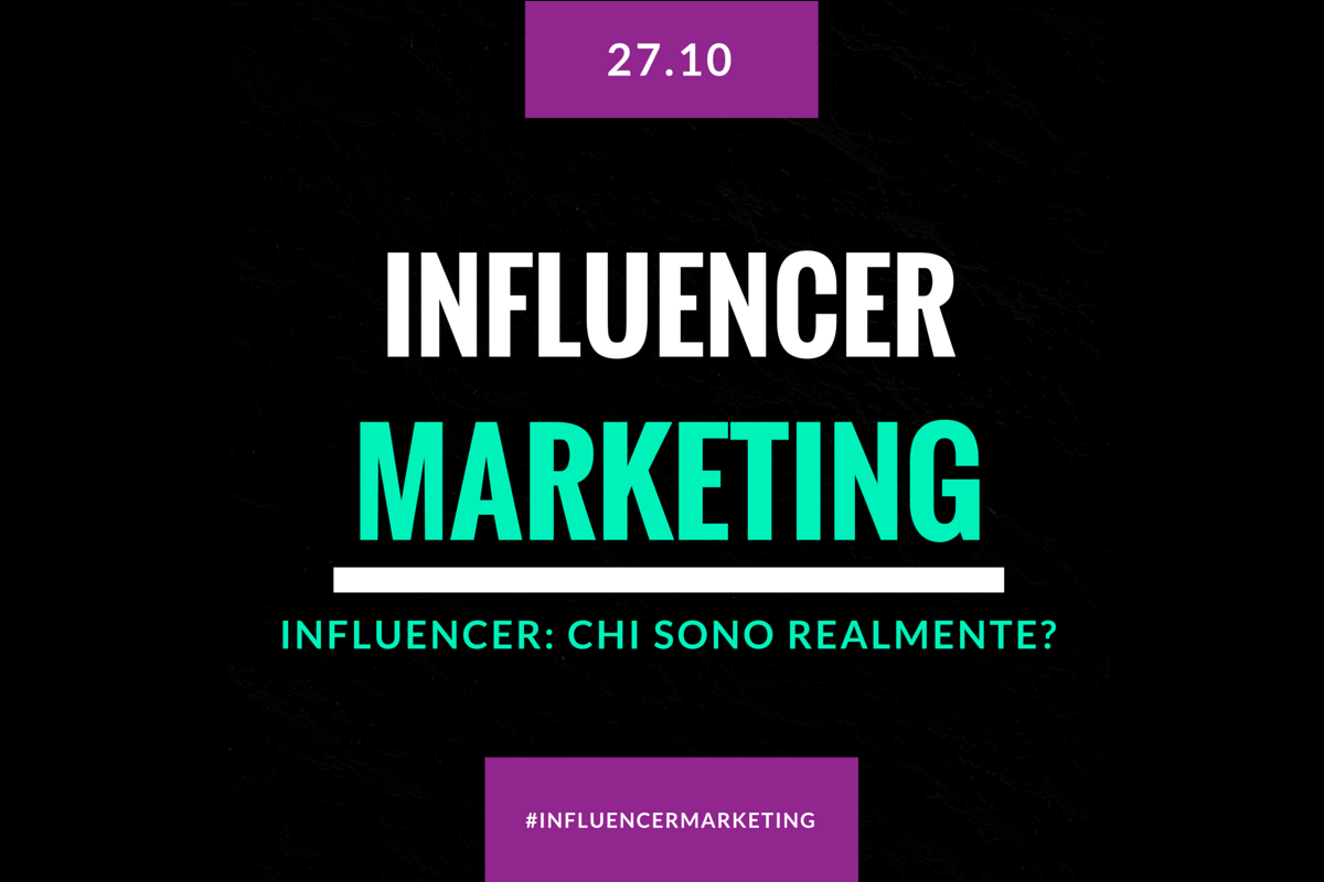 #influencermarketing: influencer, chi sono davvero? [PODCAST]