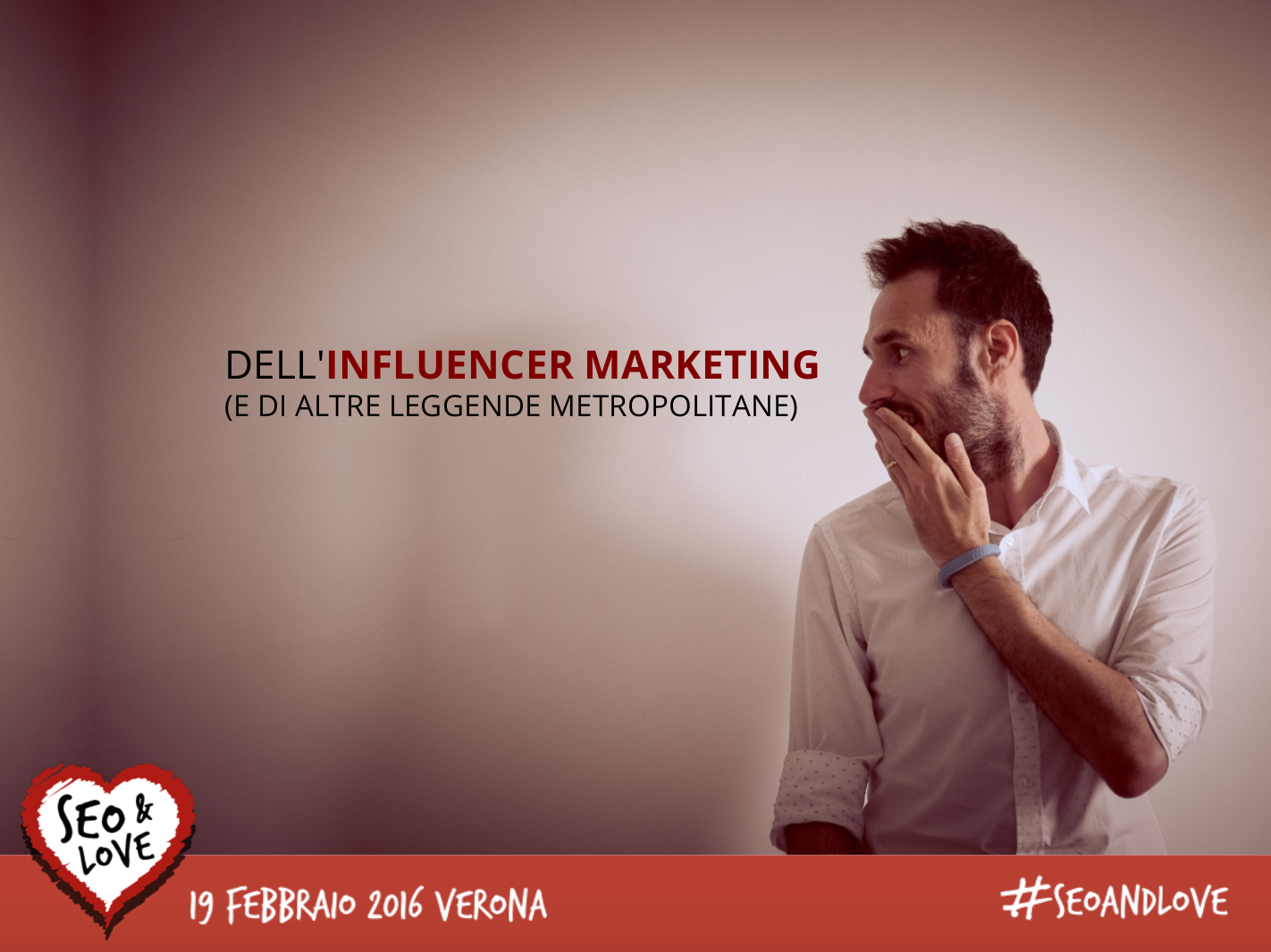 Dell'influencer marketing e di altre leggende metropolitane