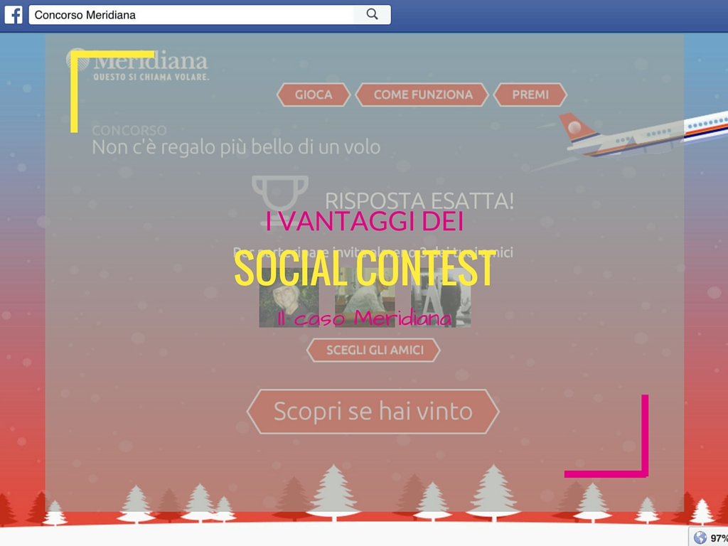 Social contest, quali vantaggi?