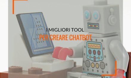I migliori tool per creare il proprio chatbot (senza saper programmare)