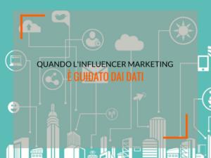 influencer marketing e big data