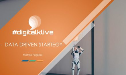 Data Driven Strategy – Digitalklive 2017