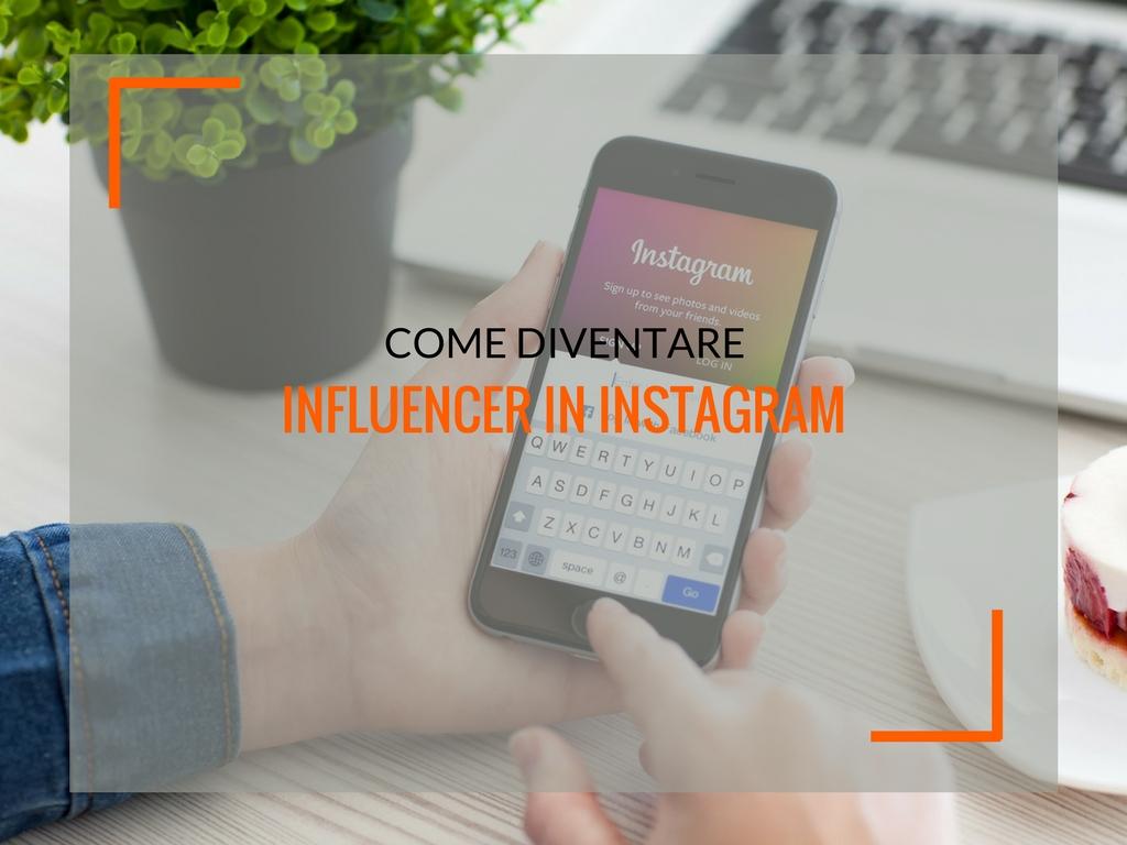 Instagramer, ecco come diventare un influencer in Instagram - Matteo Pogliani
