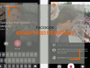 facebook app video influencer