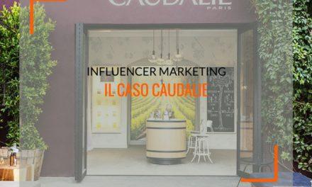 Influencer Marketing: il caso Caudalie