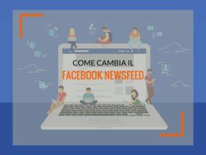 aggiornamento facebook newsfeed