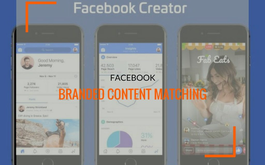 Facebook studia una features per l'influencer marketing: alcune riflessioni