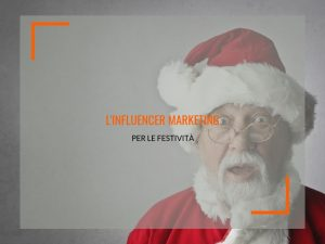 influencer marketing natale