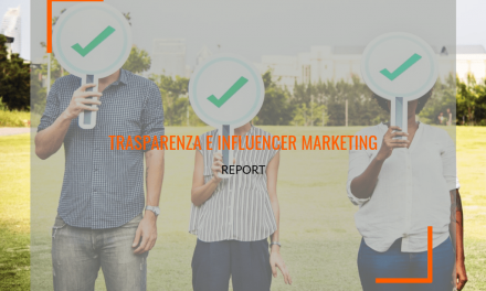La trasparenza nell'influencer marketing nel 2019 [REPORT]