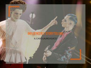 influencer marketing Achille Lauro Gucci